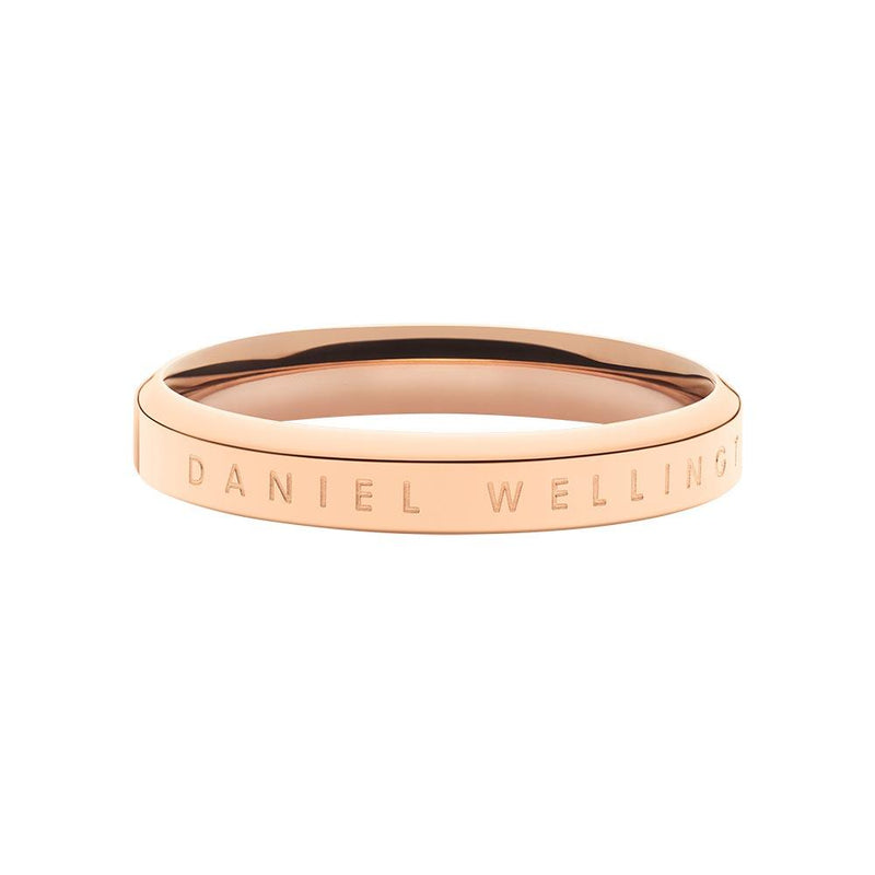 Classic Ring Rose Gold 58