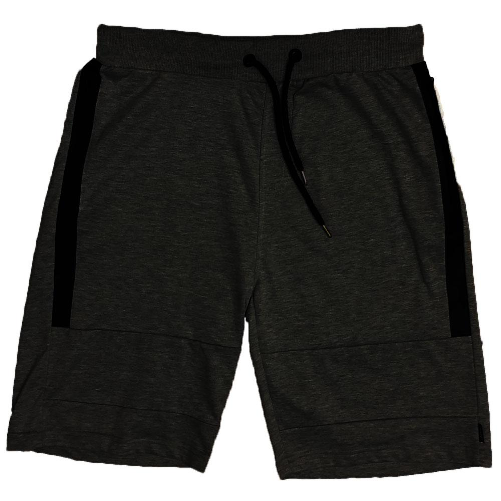 Black Zip Pocket Shorts | gymgiantgear