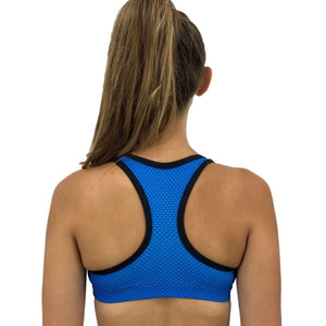 Carolina Football Sports Bra | gymgiantgear