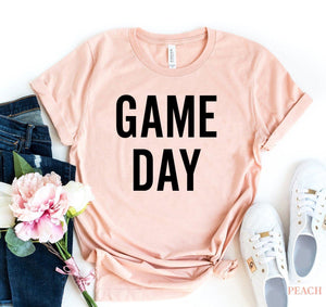 Game Day T-shirt | gymgiantgear