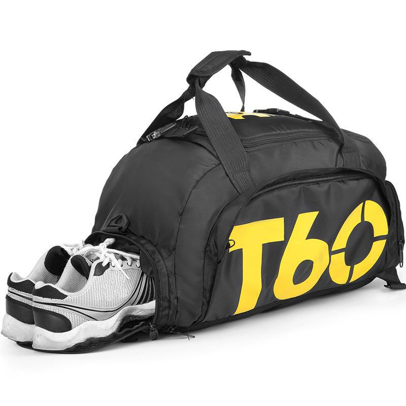 Gym Bag w/Shoe Compartment eprolo