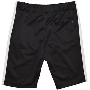 HOLIDAY SHORTS -BLACK/WHITE | gymgiantgear