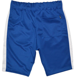 HOLIDAY SHORTS -ROYAL/WHITE | gymgiantgear