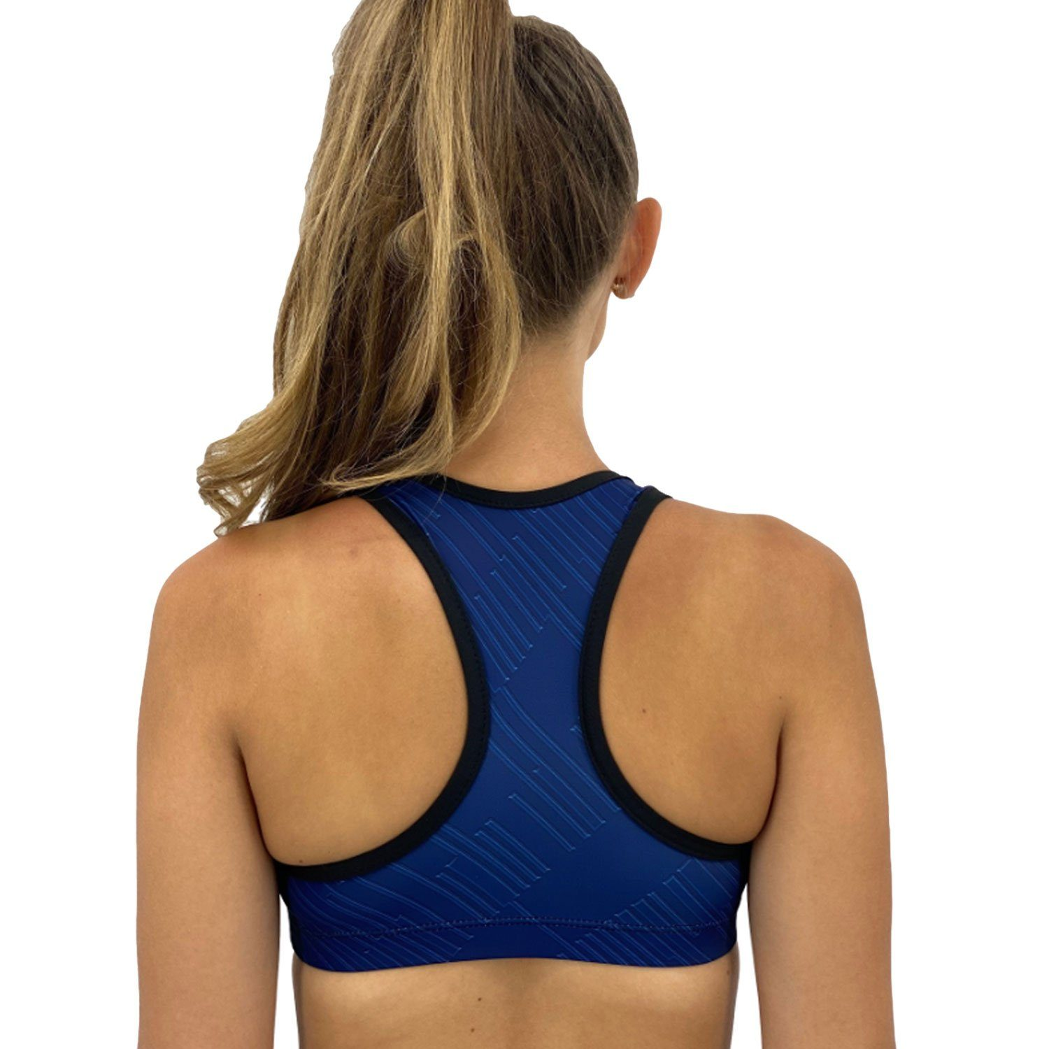 Indianapolis Football Sports Bra | gymgiantgear