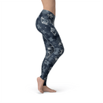 Load image into Gallery viewer, Jean Digital Blue Camo | gymgiantgear
