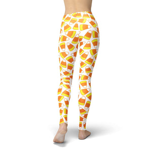 Jean Halloween Candy Leggings | gymgiantgear