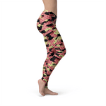 Load image into Gallery viewer, Jean Pink Stone Camo | gymgiantgear