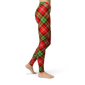 Jean Red Green Plaid | gymgiantgear