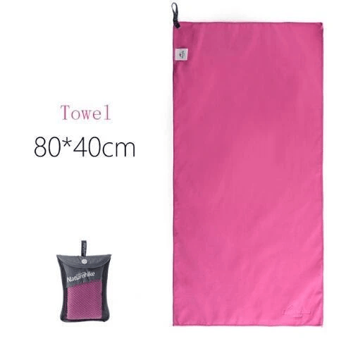 Microfiber Gym Towel eprolo Rose