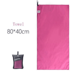Load image into Gallery viewer, Microfiber Gym Towel eprolo Rose