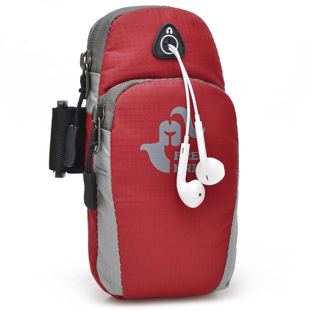 Running Arm Bag eprolo Red