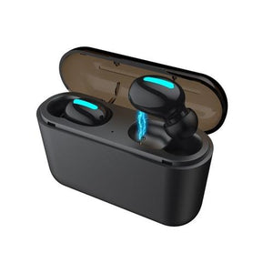 True Wireless Bluetooth 5.0 Earbuds TWS Sport | gymgiantgear