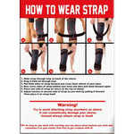 Load image into Gallery viewer, Wrap Around Knee Support | gymgiantgear