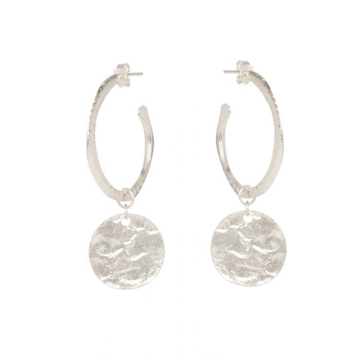Isla Earrings - Silver