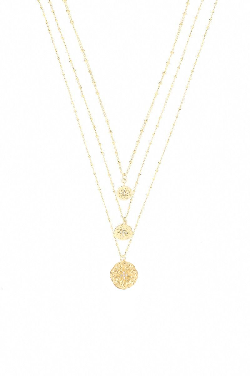 Roma Gold Necklace