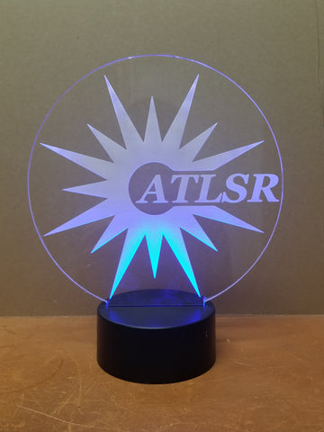 Custom Logo Acrylic Nightlight