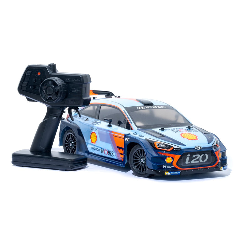 Remote control car Hyundai i20 Coupe WRC