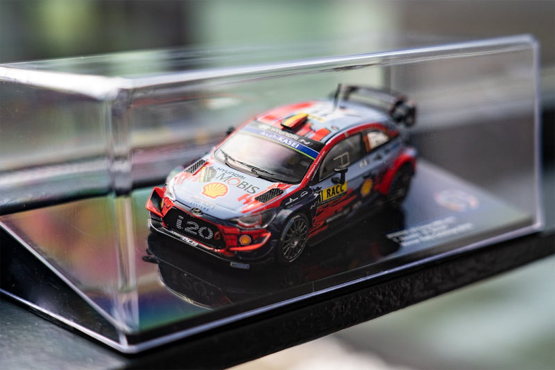 Model Car 1:43 Rally Spain Victory T. Neuville