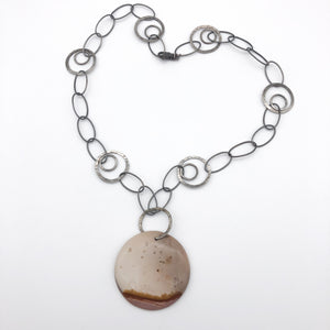 Martian Landscape Necklace