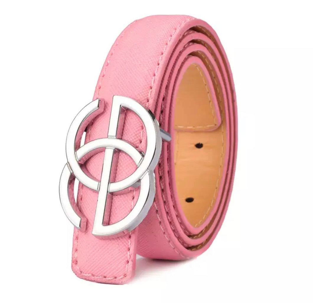 Designer Inspired Children's Belt