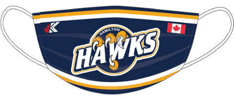 Hamilton Hawks Custom Team Mask