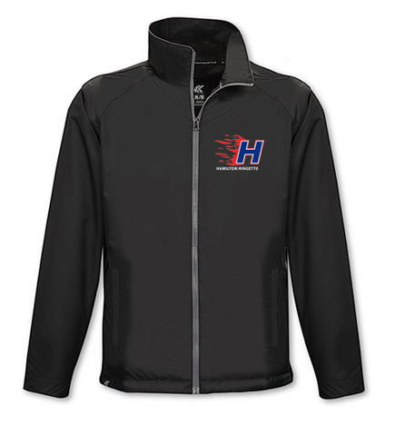 Hamilton Heat Warm UP Jacket