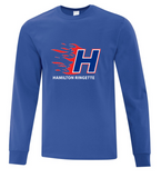 Hamilton Heat long Sleeve Cotton T-shirt