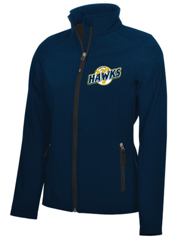 Hamilton Hawks CX2  fleece lined Soft Shell Jacket