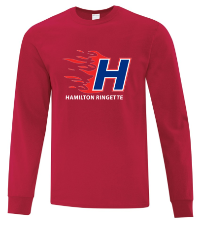 Hamilton Heat long Sleeve Dri-fit