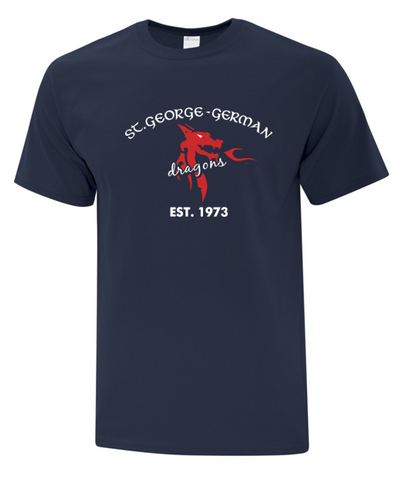 George German Cotton T-shirt