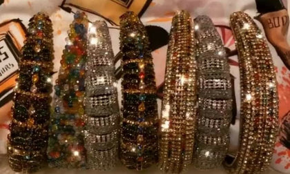 Bling Rhinestone Headbands