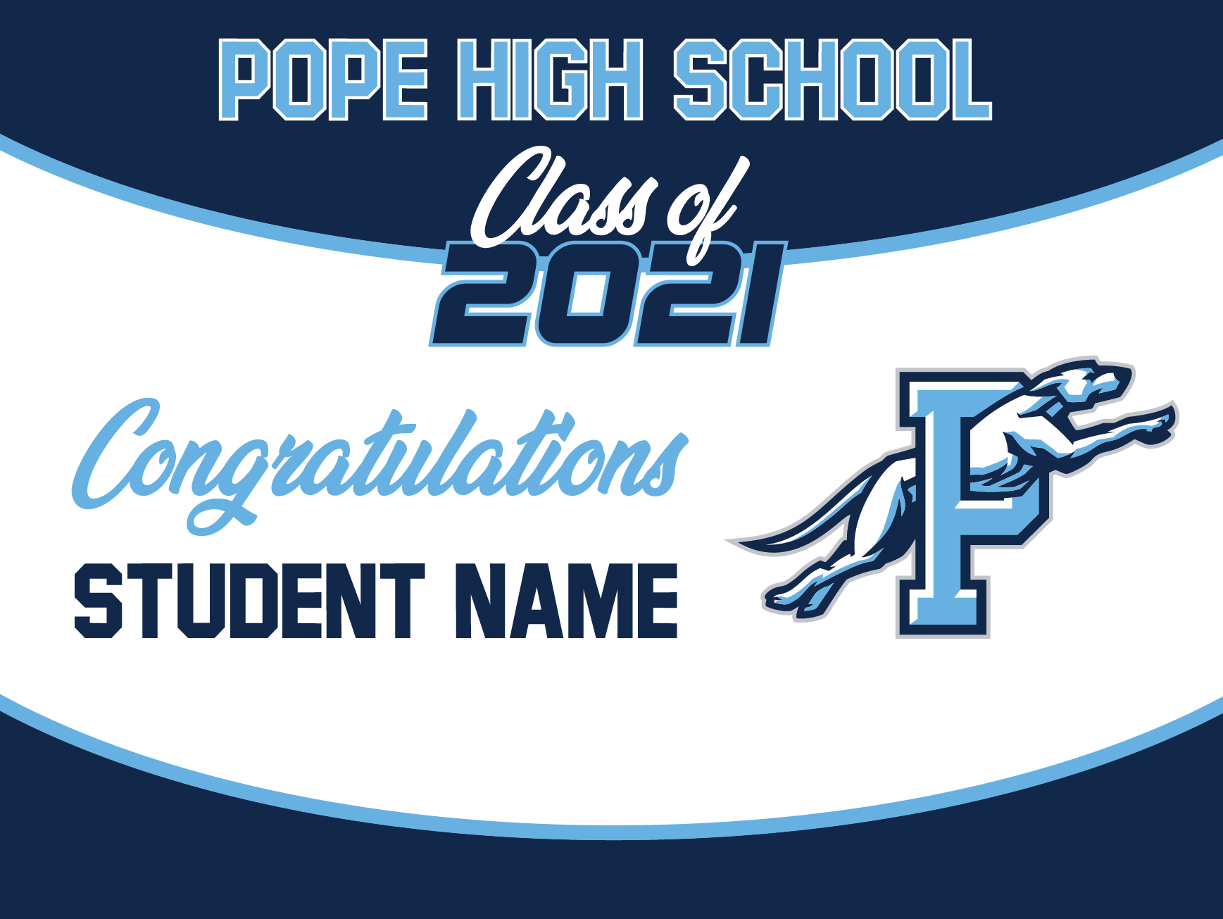 Pope High School