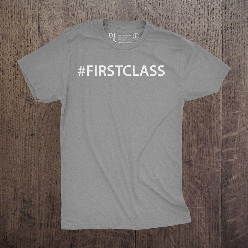 #Firstclass