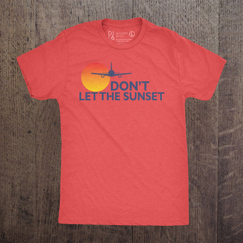 Dont Let The Sunset - Mens