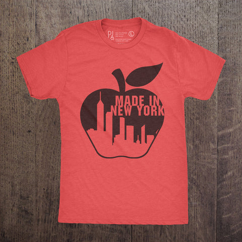 Made in NY Apple