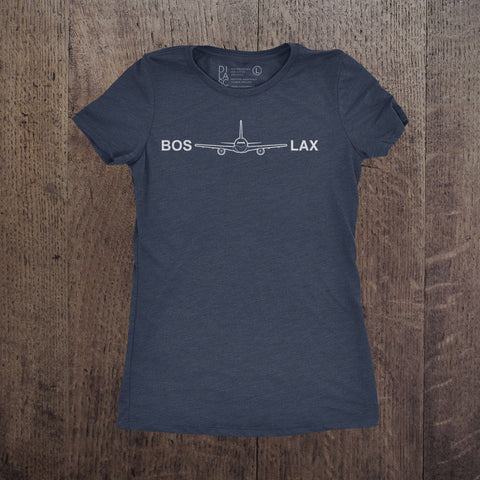 BOS to LAX - Womens