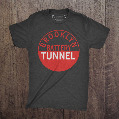 Battery Tunnel Red - Mens