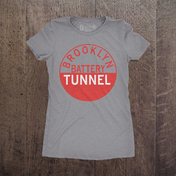 Battery Tunnel Red - Womens
