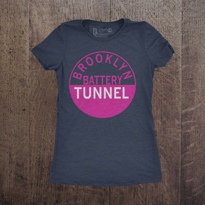 Battery Tunnel Pink - Womens