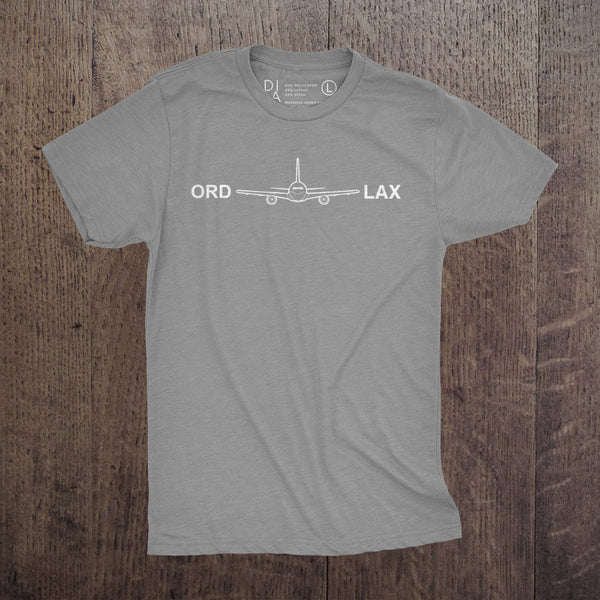 O‰۪Hare to LAX - Mens