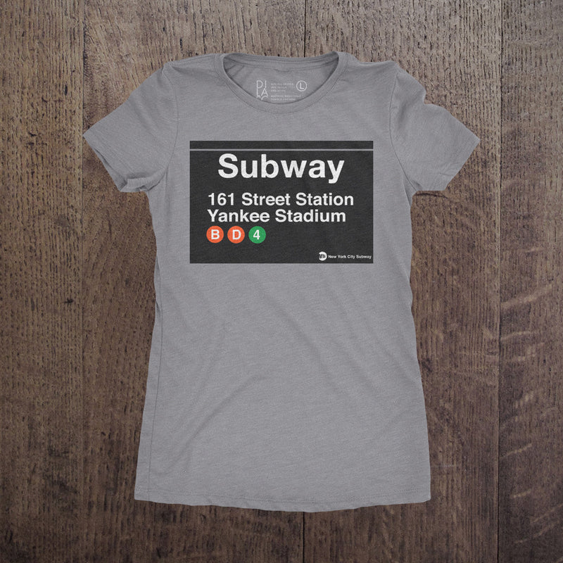 Subway Yankee Stadium - Womens