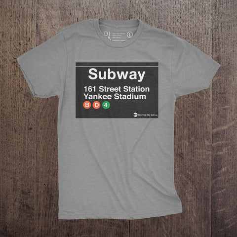 Subway Yankee Stadium - Mens