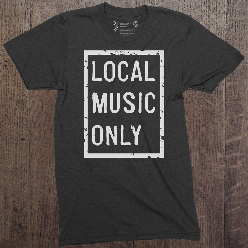 Local Music Only - Kids