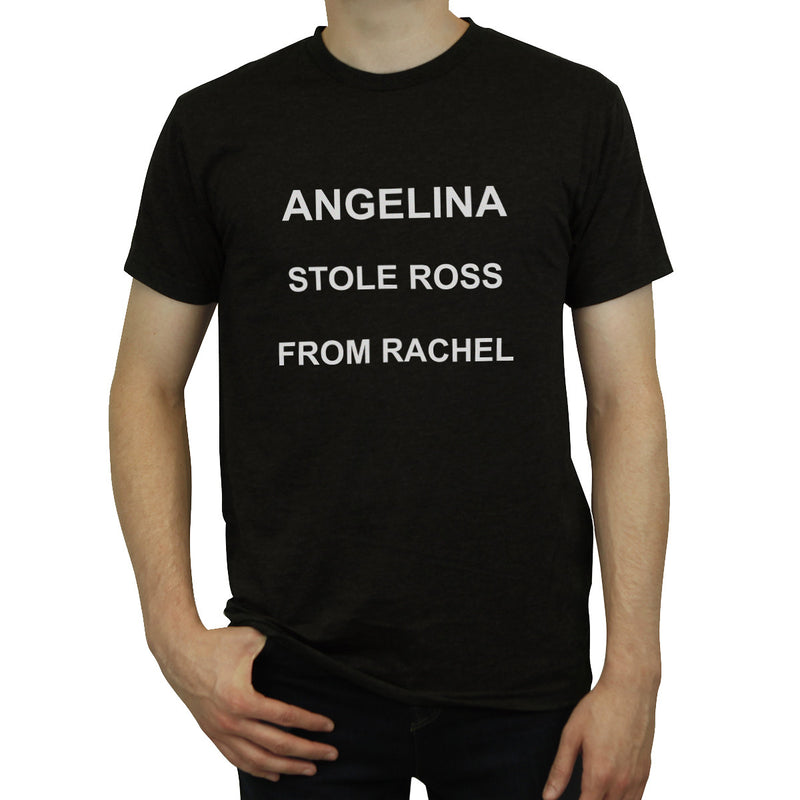 Angelina Stole Ross from Rachel