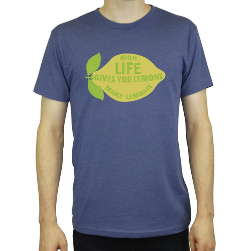 When Life Gives You Lemonis - Mens