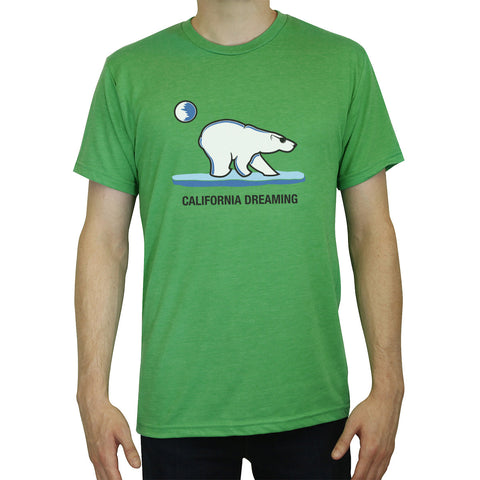 California Dreaming Polar Bear