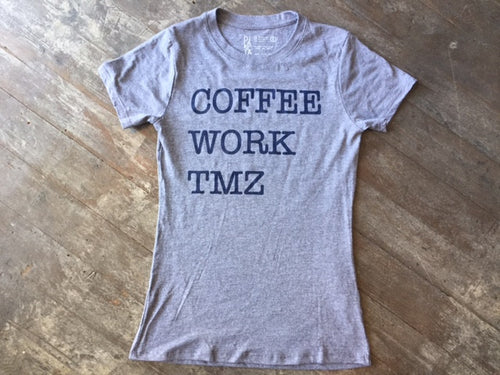 Coffee Work TMZ