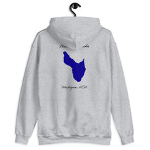 Load image into Gallery viewer, Hubbard Lake Unisex Hoodie