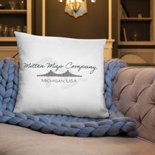 Load image into Gallery viewer, Torch Lake Pillow