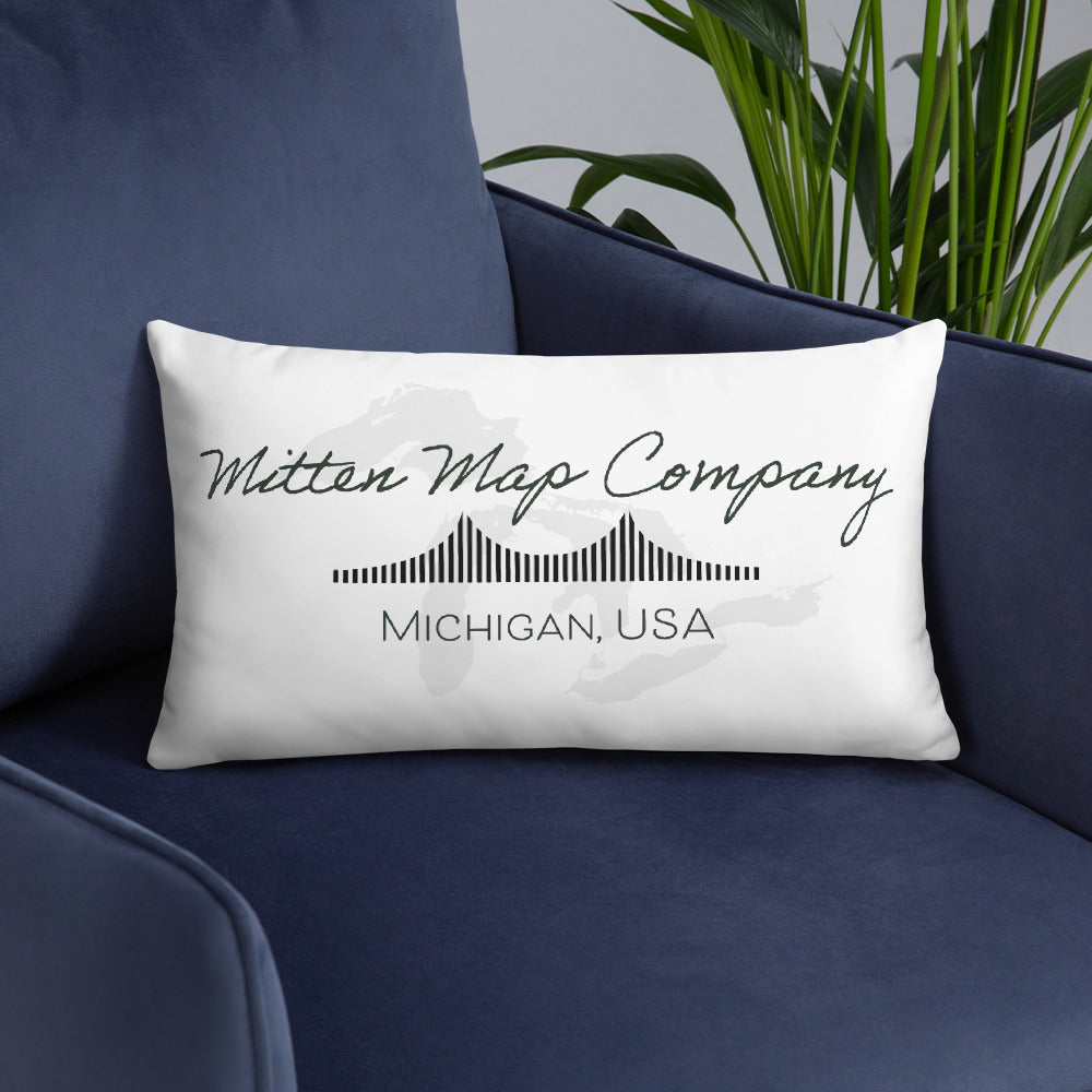 Torch Lake Pillow